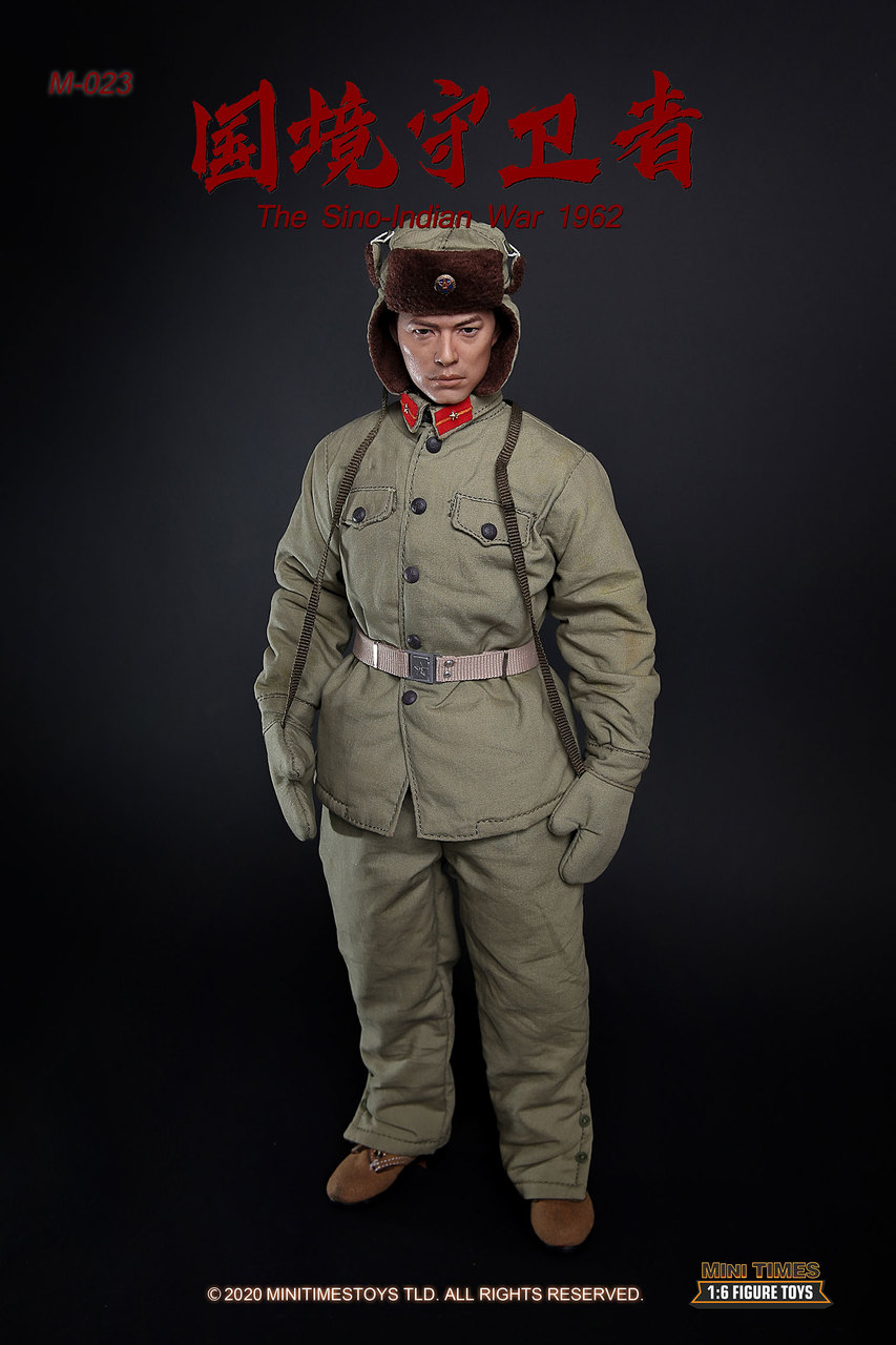 military - NEW PRODUCT: MINI TIMES TOYS: SINO-INDIAN WAR 1962 PLA SOLDIER 1/6 SCALE ACTION FIGURE M023 Image033