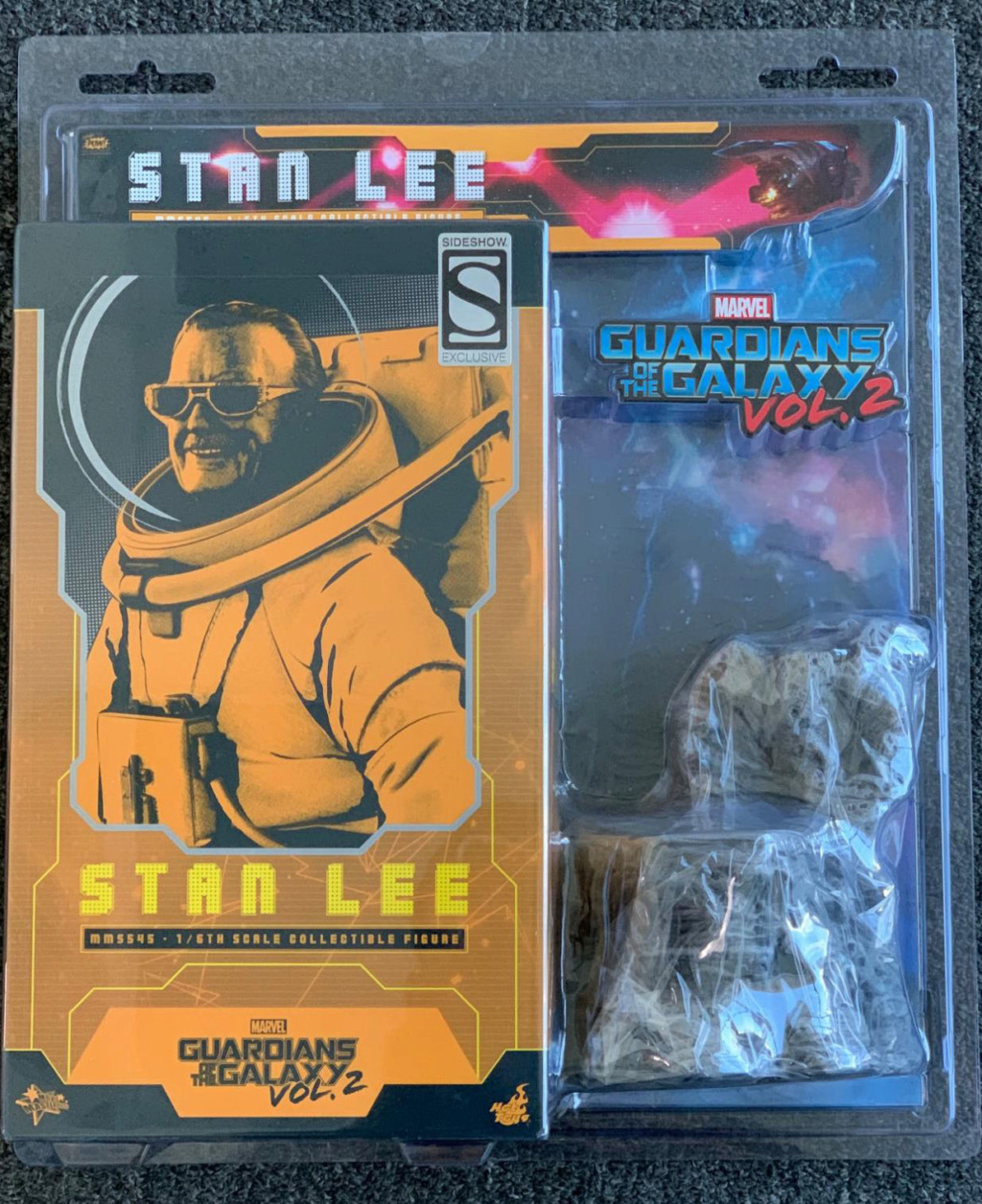 NEW PRODUCT: HOT TOYS: GUARDIANS OF THE GALAXY VOL. 2 STAN LEE® 1/6TH SCALE COLLECTIBLE FIGURE Img_3410