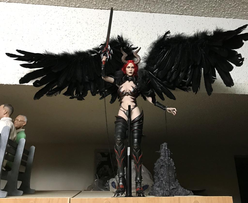 NEW PRODUCT: Lucifer Wings of Dawn Swordsman Version [LXF-1703S] & Big Angels Version [LXF-1703B] 1:6 Figure Img_8156