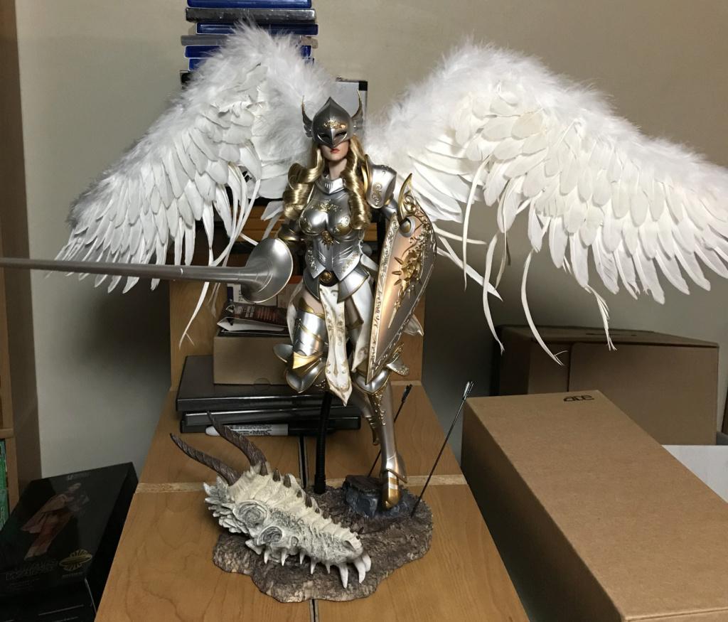 NEW PRODUCT: Lucifer Wings of Dawn Swordsman Version [LXF-1703S] & Big Angels Version [LXF-1703B] 1:6 Figure Img_8157