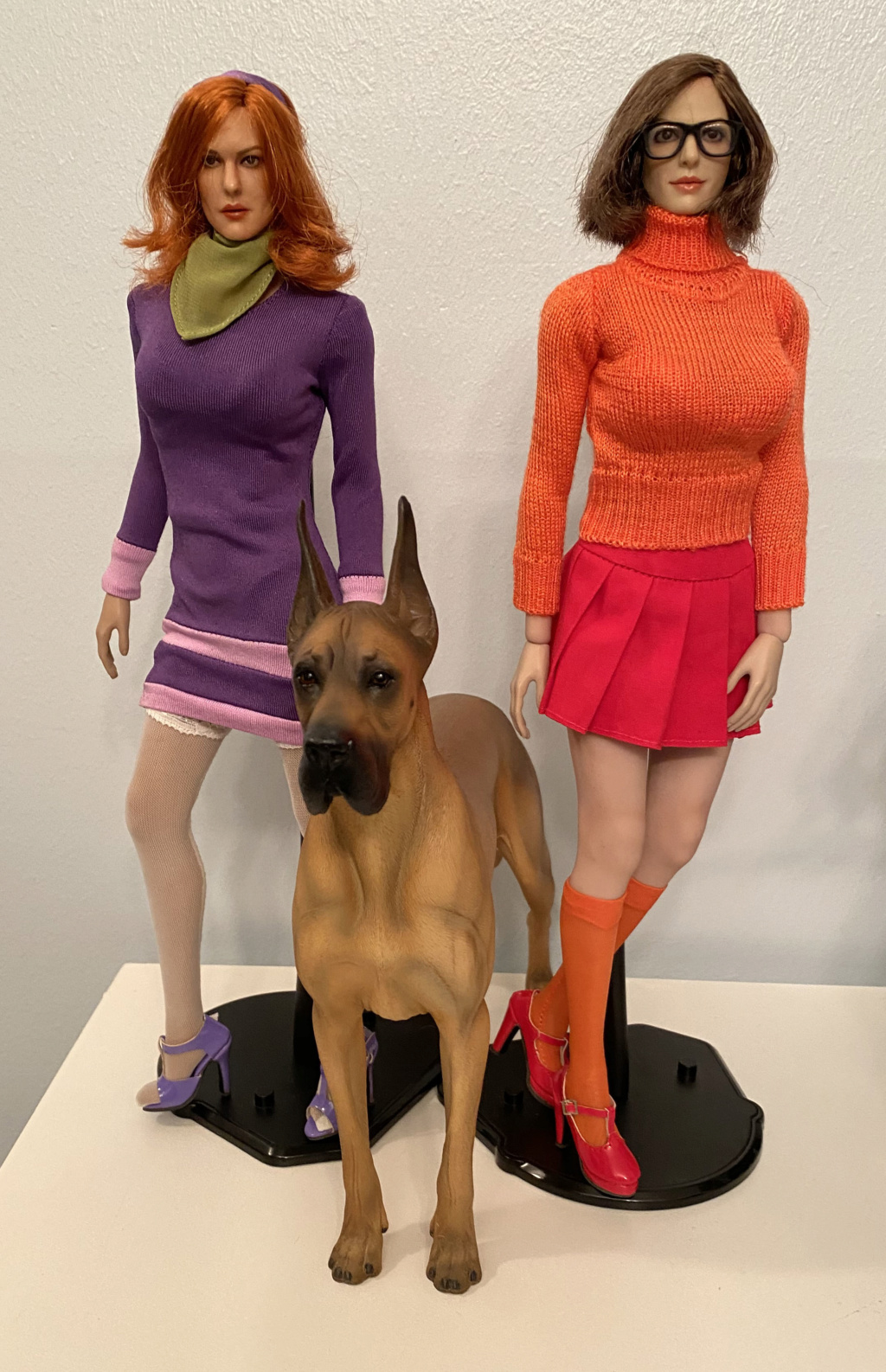 NEW PRODUCT: Mr.Z: simulation animal 37th-1/6 ratio German Great Dane German Great Dane - full set of 6 colors - Page 2 Img_8220
