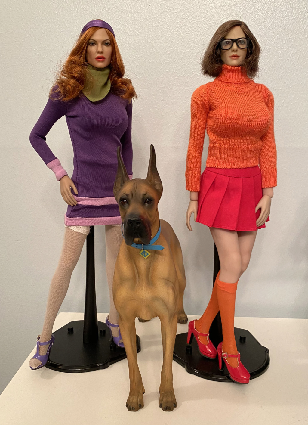 NEW PRODUCT: Mr.Z: simulation animal 37th-1/6 ratio German Great Dane German Great Dane - full set of 6 colors - Page 2 Img_8310