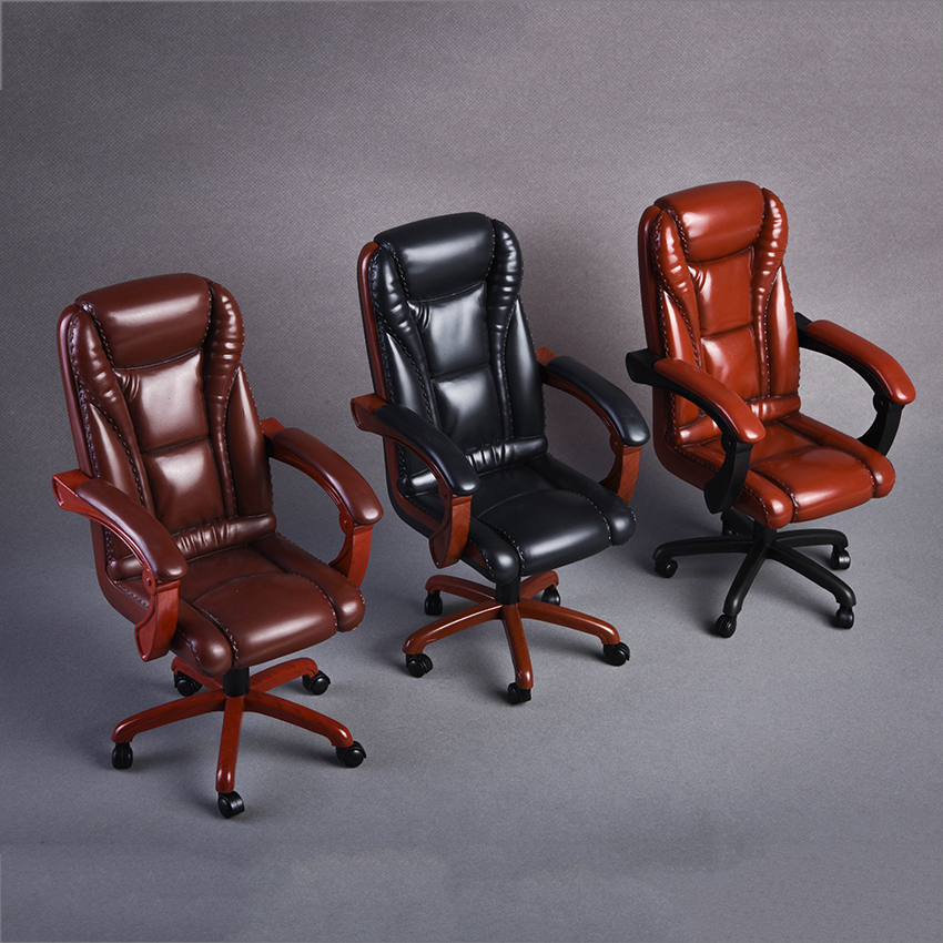 diorama - NEW PRODUCT: Jiaou Doll: [JOA-001A, B, C] 1/6 Boss Chair (3 colors) Joa-0010