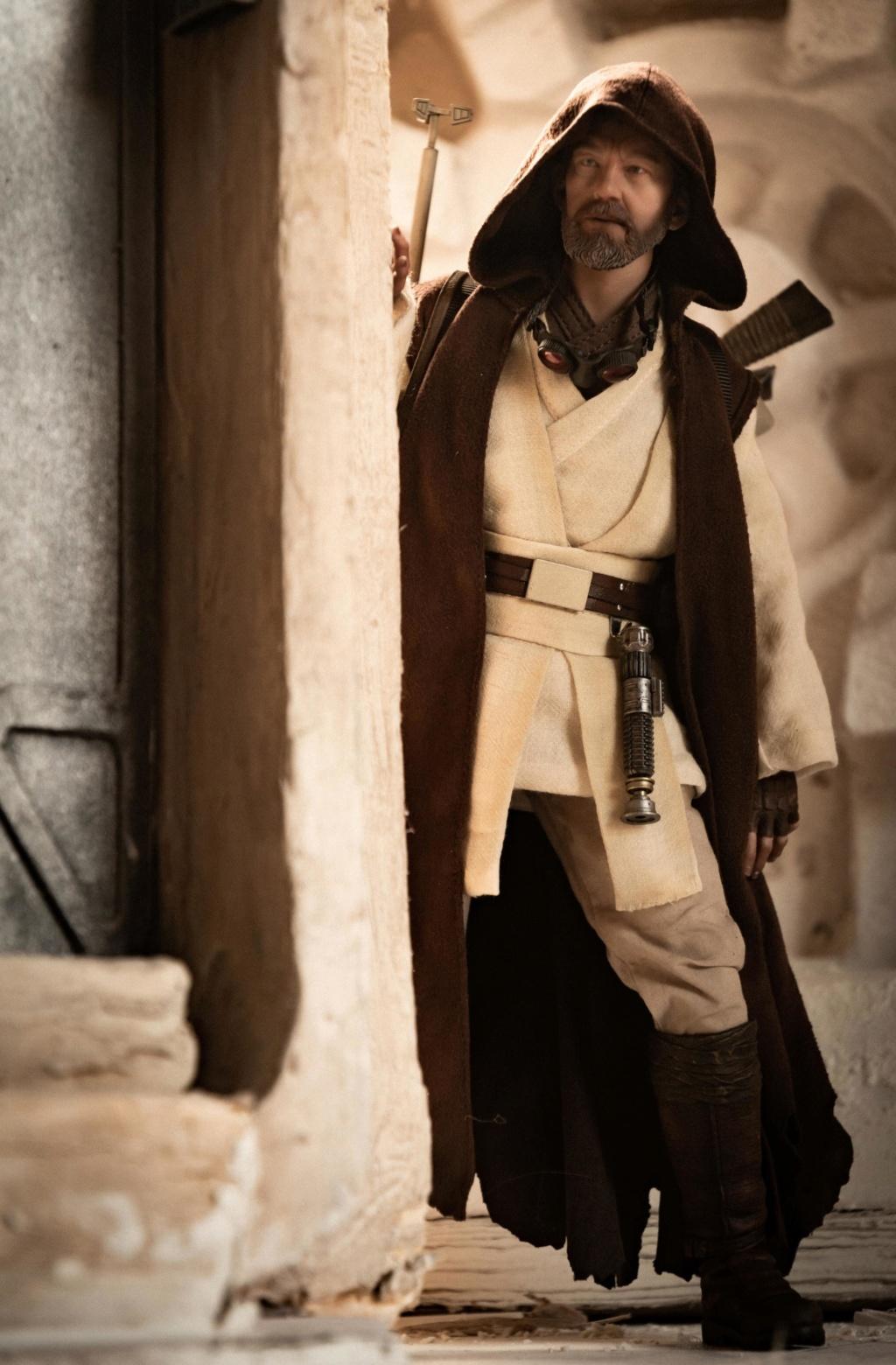 sideshow - REVIEW: Sideshow Collectibles: Obi-Wan Kenobi Mythos Kenobi10