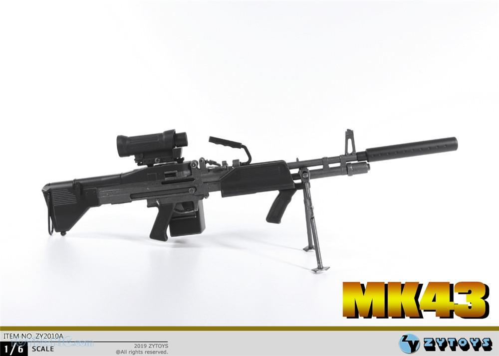 machinegun - NEW PRODUCT: ZY TOYS: M2 Machine Gun (2 styles) & MK43 (4 Styles) Mk43_110