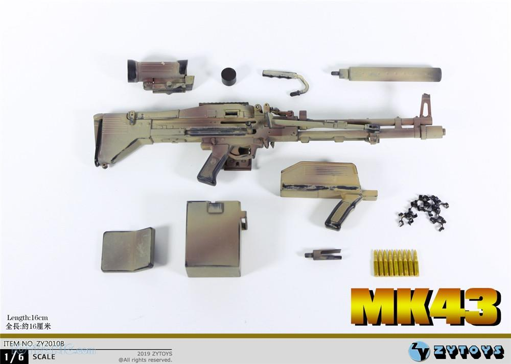 machinegun - NEW PRODUCT: ZY TOYS: M2 Machine Gun (2 styles) & MK43 (4 Styles) Mk43_114