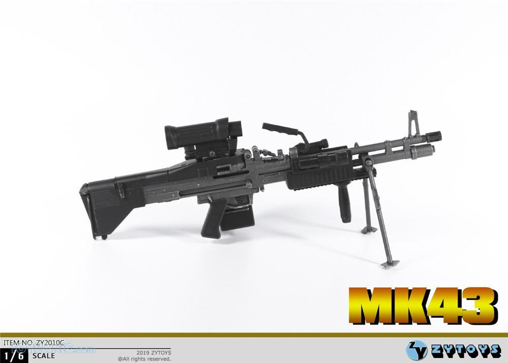 machinegun - NEW PRODUCT: ZY TOYS: M2 Machine Gun (2 styles) & MK43 (4 Styles) Mk43_115