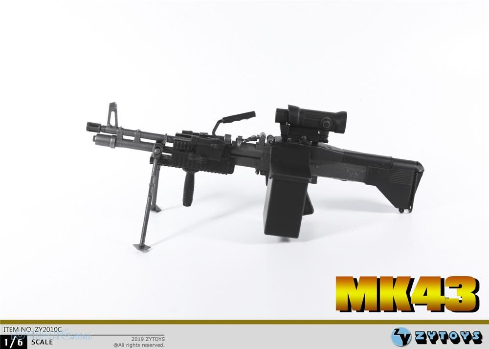 machinegun - NEW PRODUCT: ZY TOYS: M2 Machine Gun (2 styles) & MK43 (4 Styles) Mk43_118