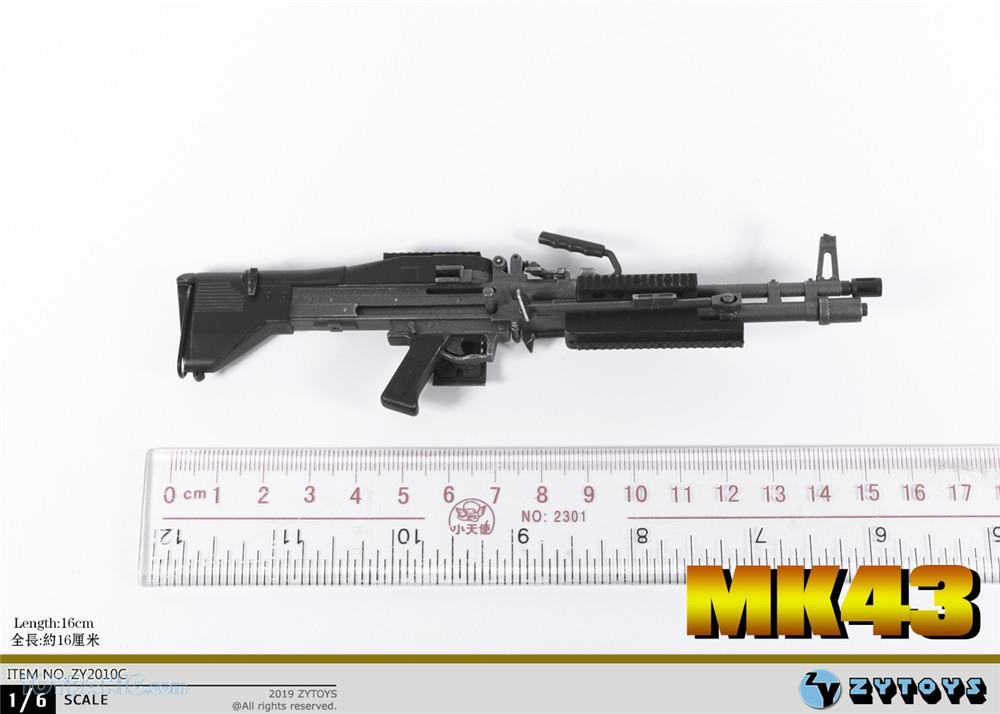 machinegun - NEW PRODUCT: ZY TOYS: M2 Machine Gun (2 styles) & MK43 (4 Styles) Mk43_120