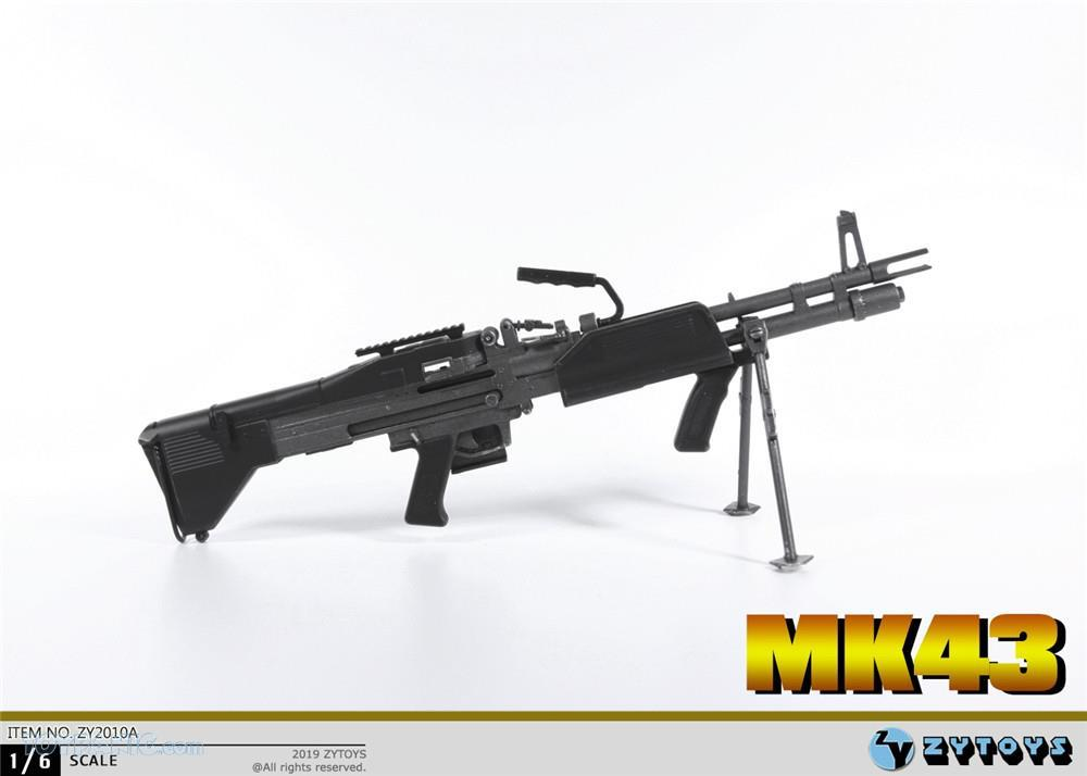 machinegun - NEW PRODUCT: ZY TOYS: M2 Machine Gun (2 styles) & MK43 (4 Styles) Mk43_210