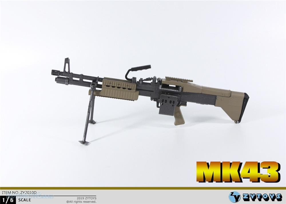machinegun - NEW PRODUCT: ZY TOYS: M2 Machine Gun (2 styles) & MK43 (4 Styles) Mk43_212