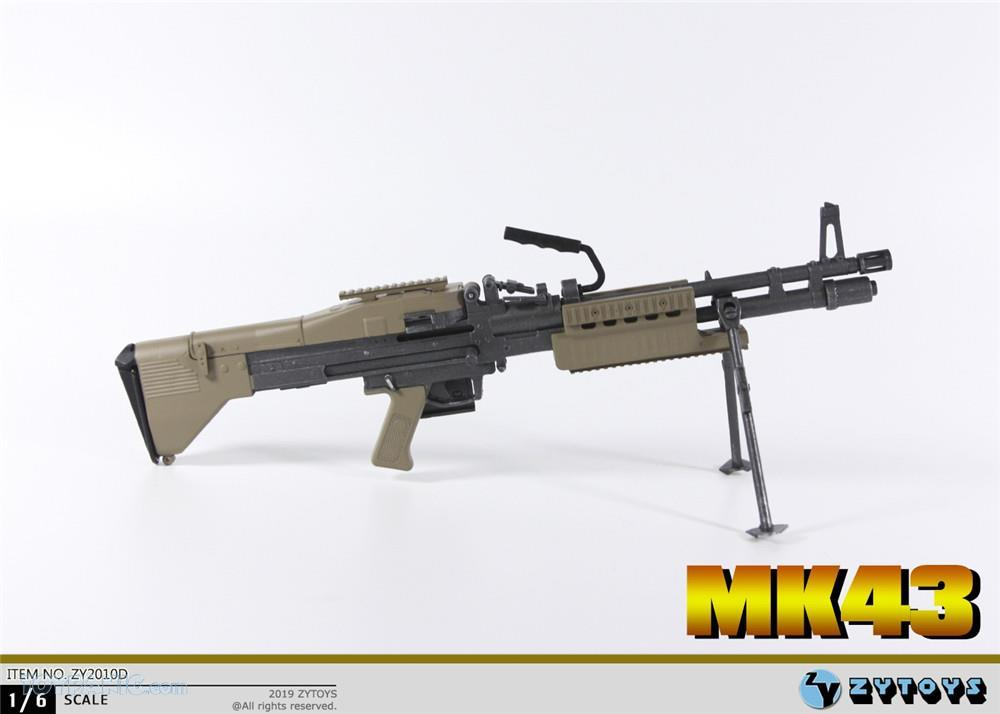 machinegun - NEW PRODUCT: ZY TOYS: M2 Machine Gun (2 styles) & MK43 (4 Styles) Mk43_214