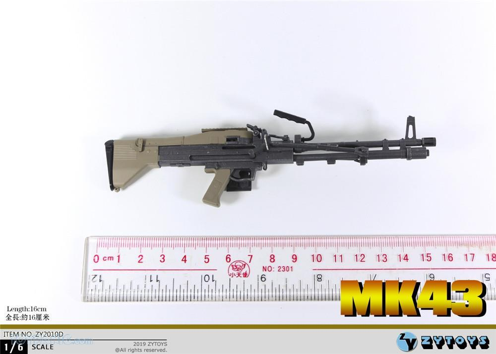 machinegun - NEW PRODUCT: ZY TOYS: M2 Machine Gun (2 styles) & MK43 (4 Styles) Mk43_216