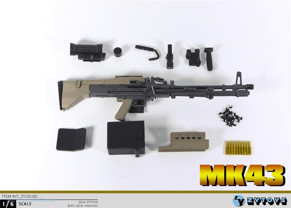 machinegun - NEW PRODUCT: ZY TOYS: M2 Machine Gun (2 styles) & MK43 (4 Styles) Mk43_217
