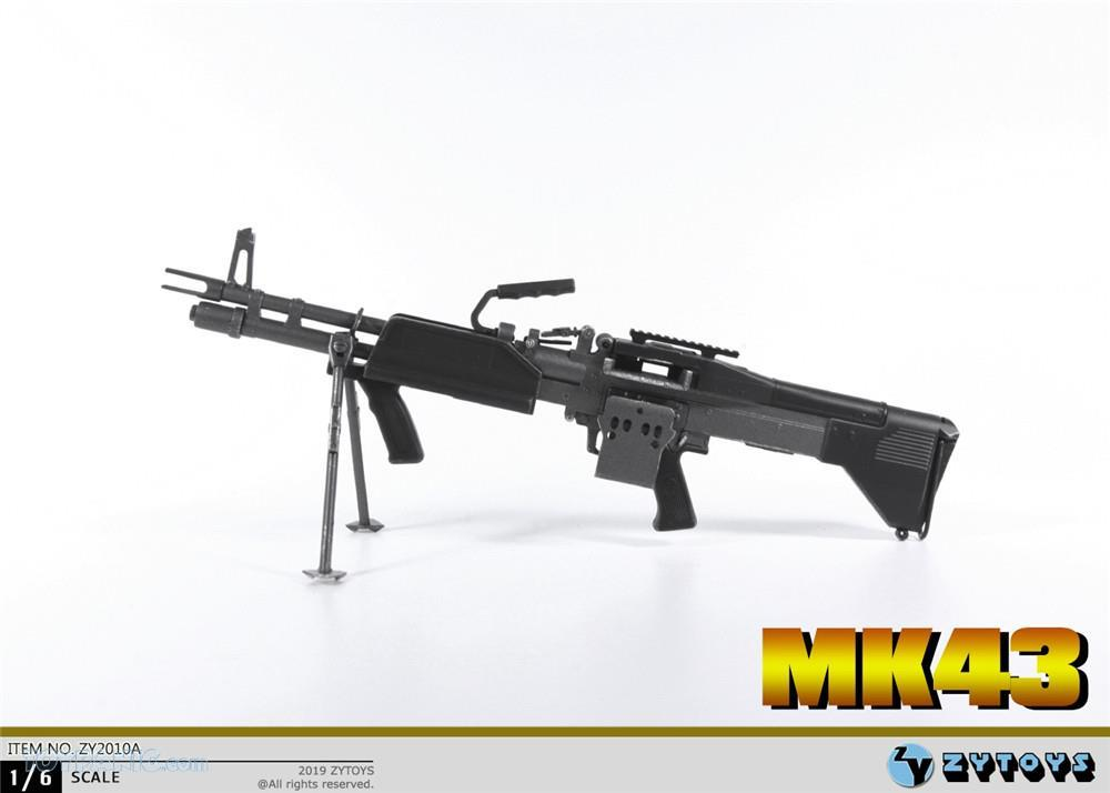 machinegun - NEW PRODUCT: ZY TOYS: M2 Machine Gun (2 styles) & MK43 (4 Styles) Mk43_310