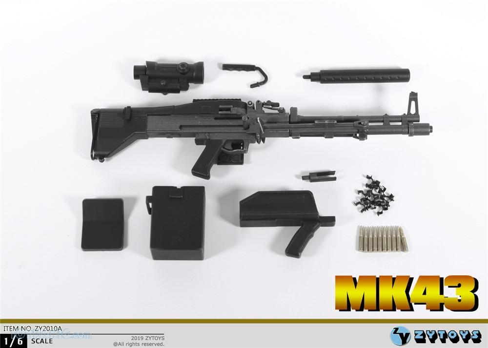 machinegun - NEW PRODUCT: ZY TOYS: M2 Machine Gun (2 styles) & MK43 (4 Styles) Mk43_610