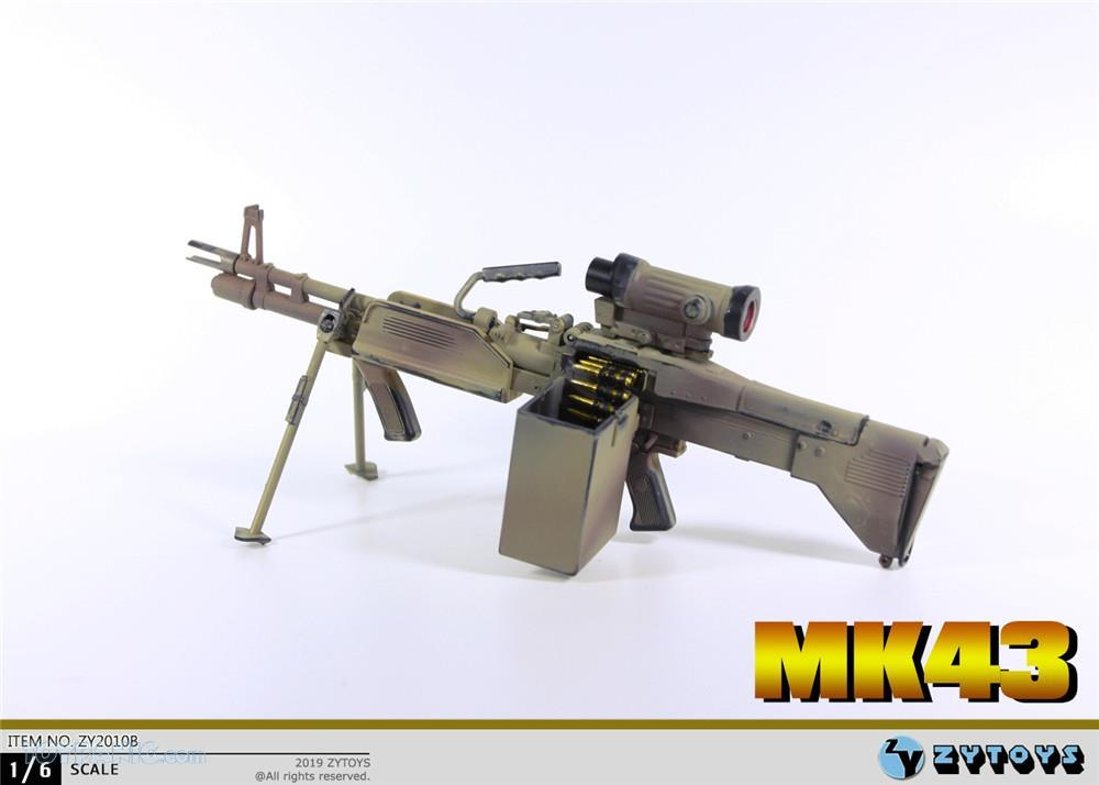 machinegun - NEW PRODUCT: ZY TOYS: M2 Machine Gun (2 styles) & MK43 (4 Styles) Mk43_710