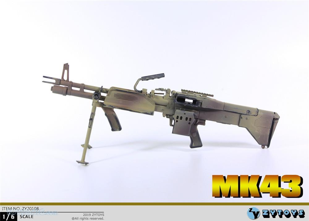 machinegun - NEW PRODUCT: ZY TOYS: M2 Machine Gun (2 styles) & MK43 (4 Styles) Mk43_810