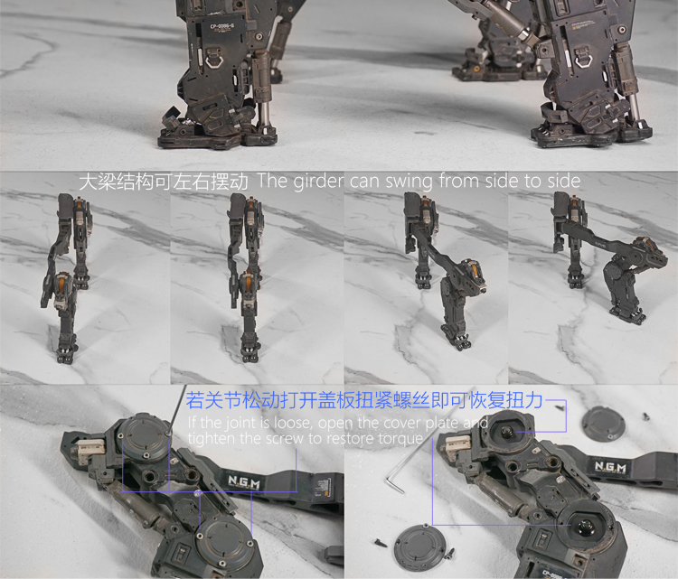 NEW PRODUCT: C-PLAN N.G.M. MILITARY MECHANICAL HOUND 1/6 SCALE POSABLE MODEL FIGURE O1cn0111