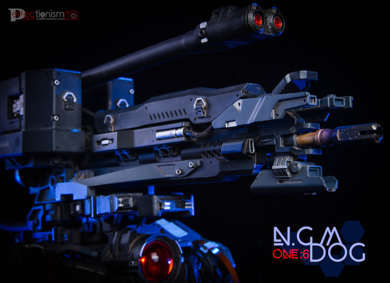 NEW PRODUCT: C-PLAN N.G.M. MILITARY MECHANICAL HOUND 1/6 SCALE POSABLE MODEL FIGURE O1cn0158