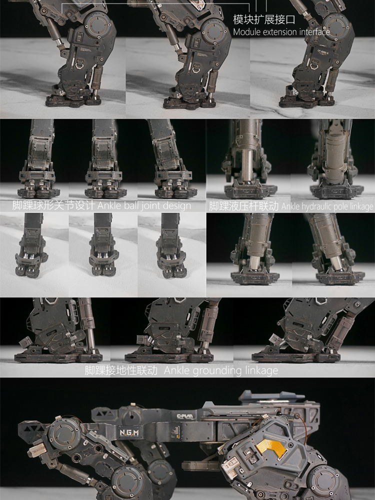 NEW PRODUCT: C-PLAN N.G.M. MILITARY MECHANICAL HOUND 1/6 SCALE POSABLE MODEL FIGURE O1cn0168