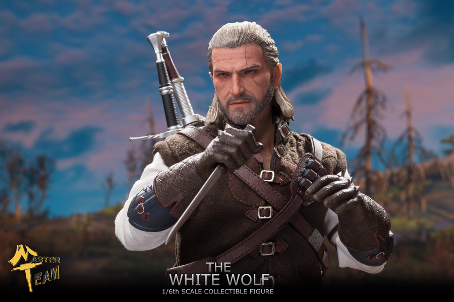 NEW PRODUCT: MTTOYS: The White Wolf 1/6 Scale Collectible Figure O1cn0177