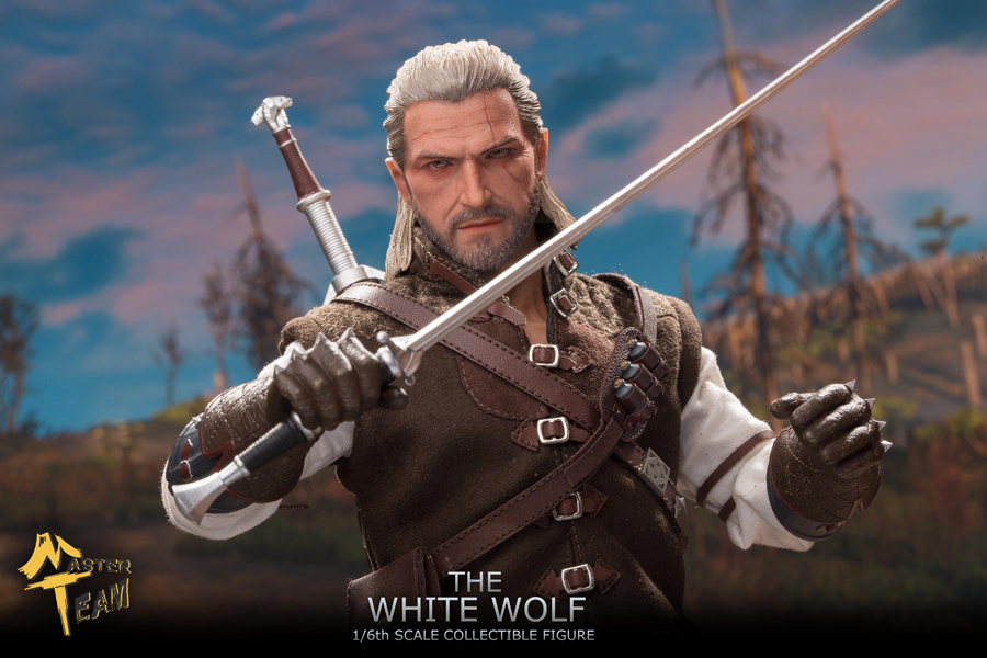 NEW PRODUCT: MTTOYS: The White Wolf 1/6 Scale Collectible Figure O1cn0180