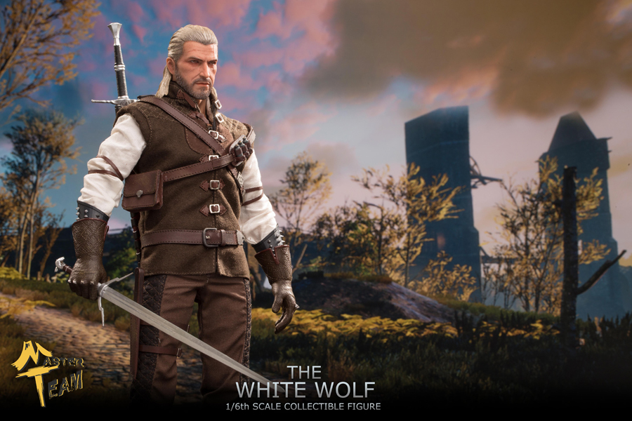 NEW PRODUCT: MTTOYS: The White Wolf 1/6 Scale Collectible Figure O1cn0182