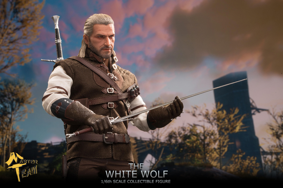 NEW PRODUCT: MTTOYS: The White Wolf 1/6 Scale Collectible Figure O1cn0183