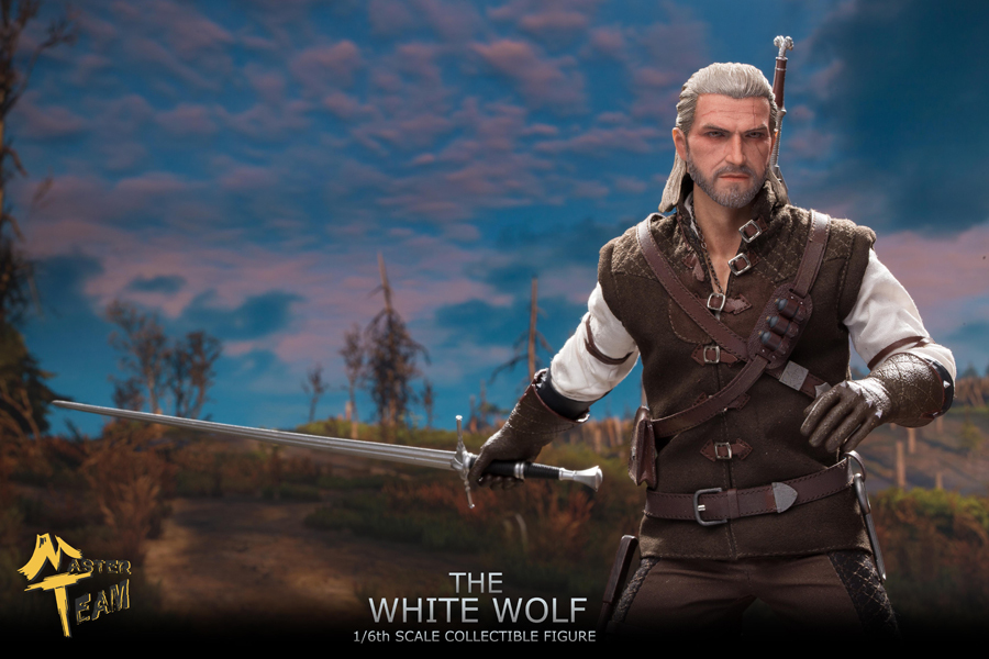 NEW PRODUCT: MTTOYS: The White Wolf 1/6 Scale Collectible Figure O1cn0185