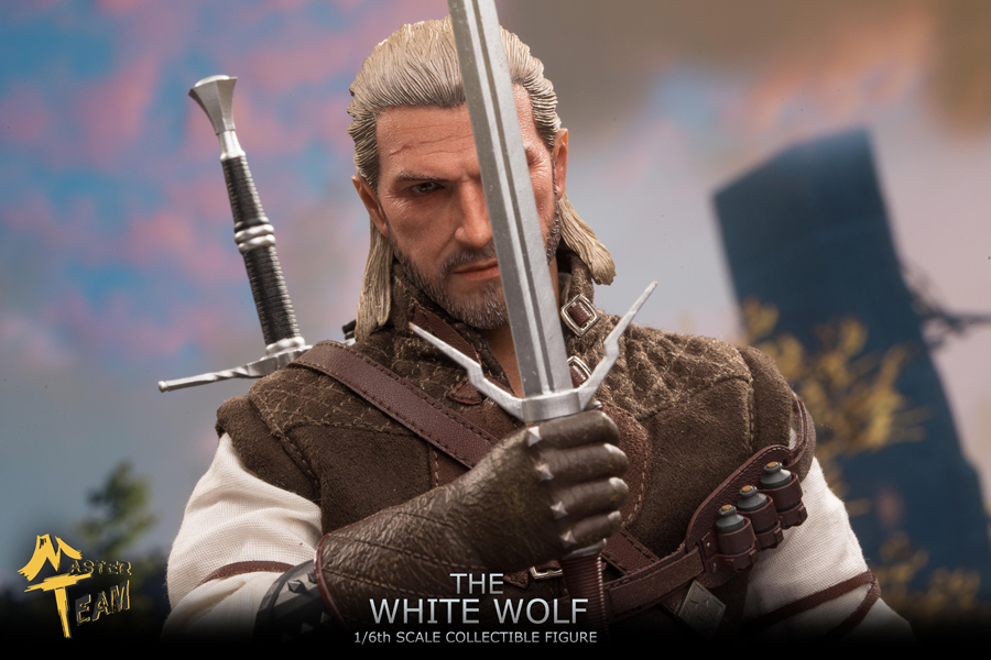 NEW PRODUCT: MTTOYS: The White Wolf 1/6 Scale Collectible Figure O1cn0189