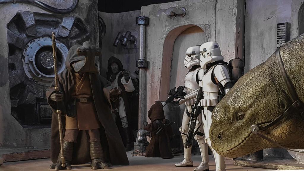 sideshow - REVIEW: Sideshow Collectibles: Obi-Wan Kenobi Mythos Obi1_r10