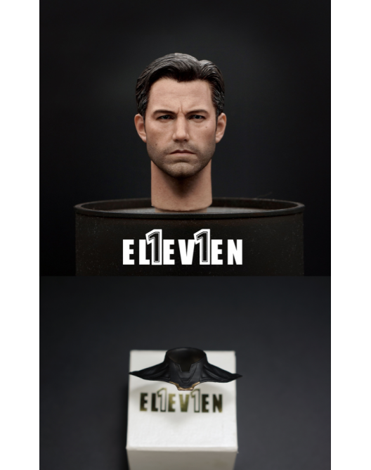 Eleven - NEW PRODUCT: Eleven 1/6 Scale Ben 2.0 head sculpt reissue with collar Qqo20113