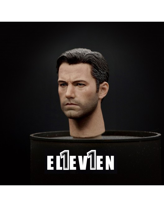 Eleven - NEW PRODUCT: Eleven 1/6 Scale Ben 2.0 head sculpt reissue with collar Qqo20127