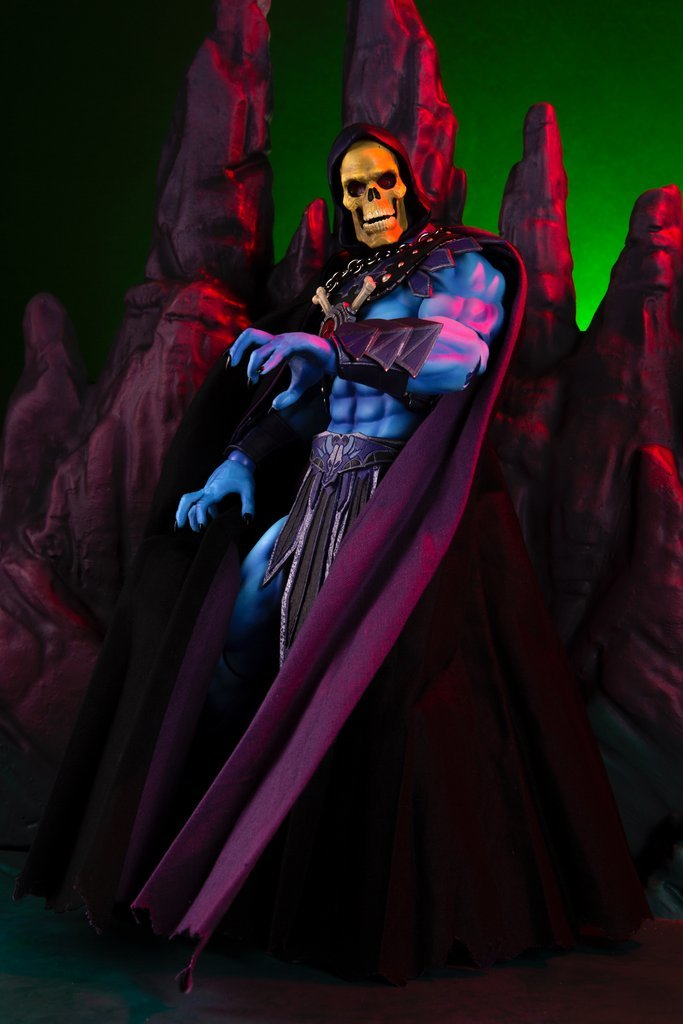 NEW PRODUCT: MONDO TEES SKELETOR 1/6 SCALE COLLECTIBLE ACTION FIGURE R3_00010