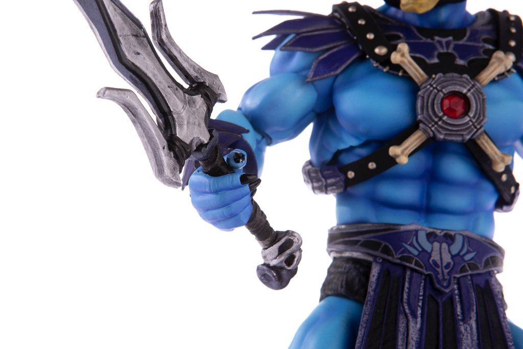 NEW PRODUCT: MONDO TEES SKELETOR 1/6 SCALE COLLECTIBLE ACTION FIGURE R3_00913