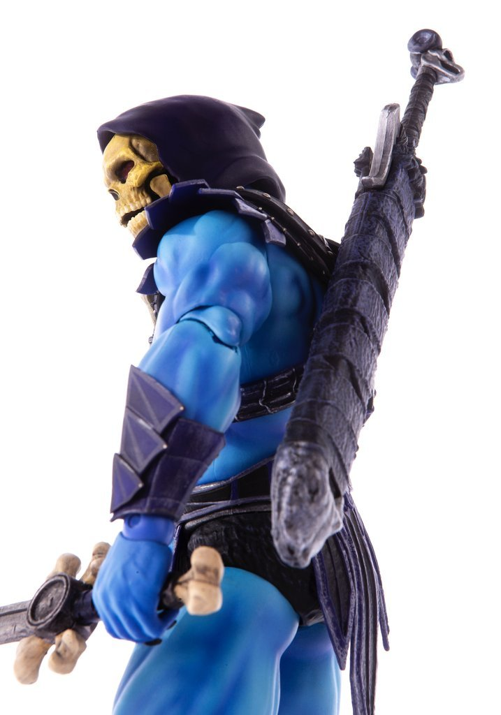 NEW PRODUCT: MONDO TEES SKELETOR 1/6 SCALE COLLECTIBLE ACTION FIGURE R3_01112