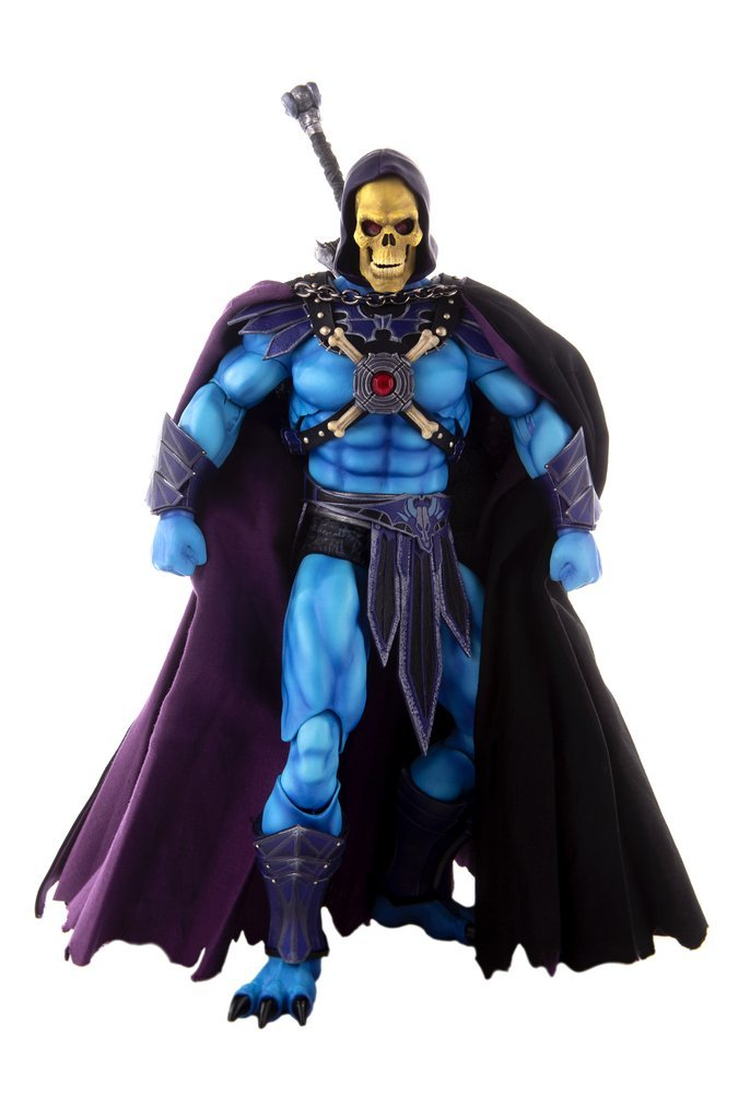 NEW PRODUCT: MONDO TEES SKELETOR 1/6 SCALE COLLECTIBLE ACTION FIGURE R3_01211