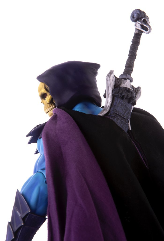 NEW PRODUCT: MONDO TEES SKELETOR 1/6 SCALE COLLECTIBLE ACTION FIGURE R3_01311