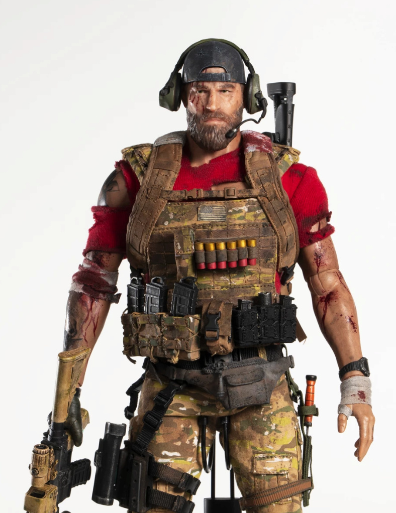 sci-fi - NEW PRODUCT: PureArts: 1/6 scale Ghost Recon Breakpoint: Nomad & Cole D. Walker (Deluxe Figures) Scree151