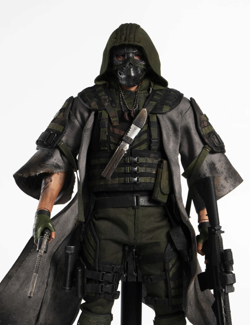 sci-fi - NEW PRODUCT: PureArts: 1/6 scale Ghost Recon Breakpoint: Nomad & Cole D. Walker (Deluxe Figures) Scree152