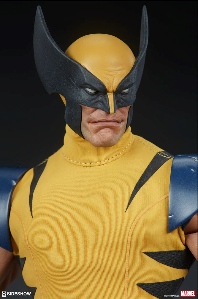 wolverine - NEW PRODUCT: Sideshow Collectibles: Wolverine Sixth Scale Figure Scree153
