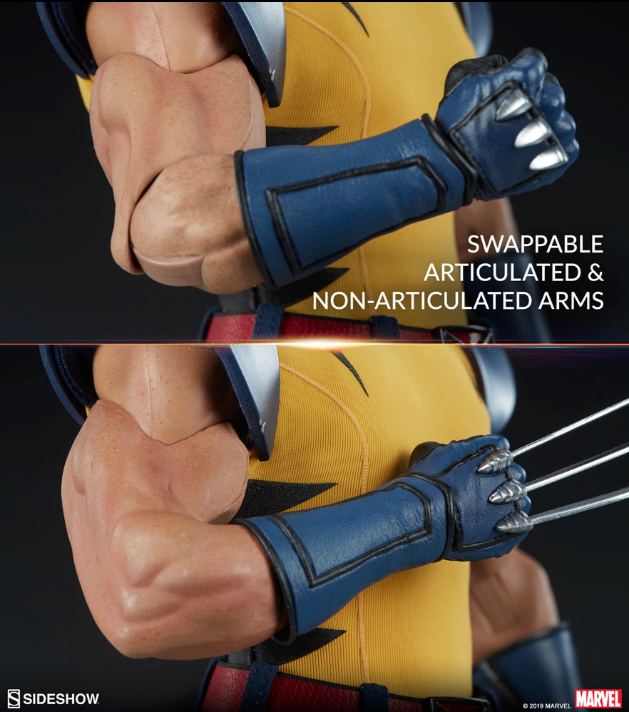 wolverine - NEW PRODUCT: Sideshow Collectibles: Wolverine Sixth Scale Figure Scree154
