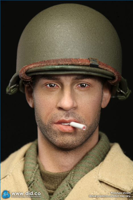 male - NEW PRODUCT: DID: A80140 WWII US 2nd Ranger Battalion Series 1 Private Caparzo Scree224