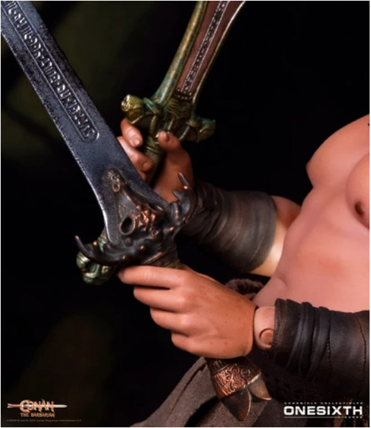 NEW PRODUCT: Chronicle Collectibles: OneSixth Conan the Barbarian Figure Scree314