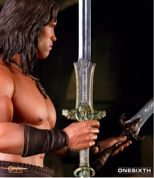 NEW PRODUCT: Chronicle Collectibles: OneSixth Conan the Barbarian Figure Scree315