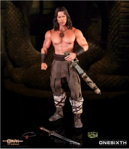 NEW PRODUCT: Chronicle Collectibles: OneSixth Conan the Barbarian Figure Scree316