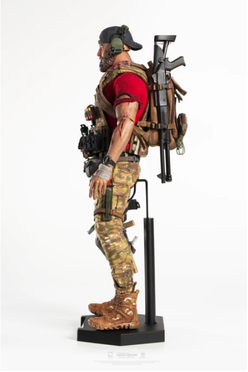 sci-fi - NEW PRODUCT: PureArts: 1/6 scale Ghost Recon Breakpoint: Nomad & Cole D. Walker (Deluxe Figures) Scree402