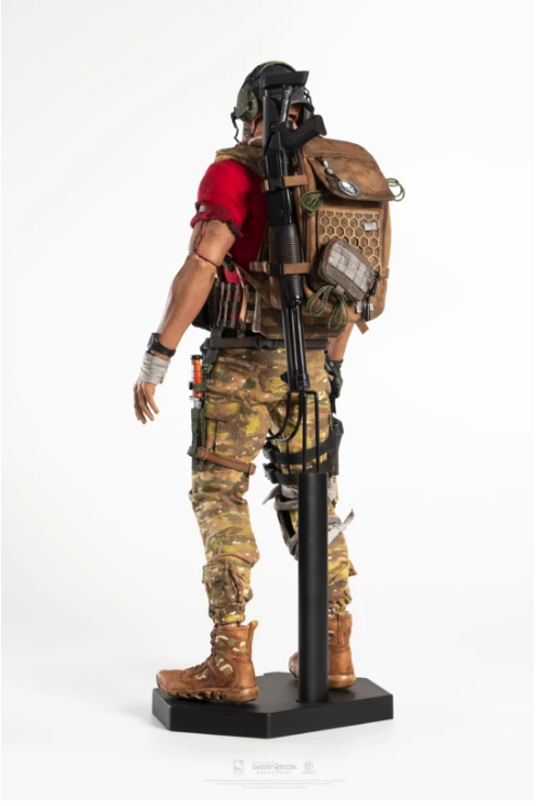 sci-fi - NEW PRODUCT: PureArts: 1/6 scale Ghost Recon Breakpoint: Nomad & Cole D. Walker (Deluxe Figures) Scree405