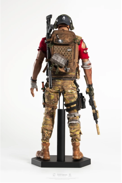 sci-fi - NEW PRODUCT: PureArts: 1/6 scale Ghost Recon Breakpoint: Nomad & Cole D. Walker (Deluxe Figures) Scree406
